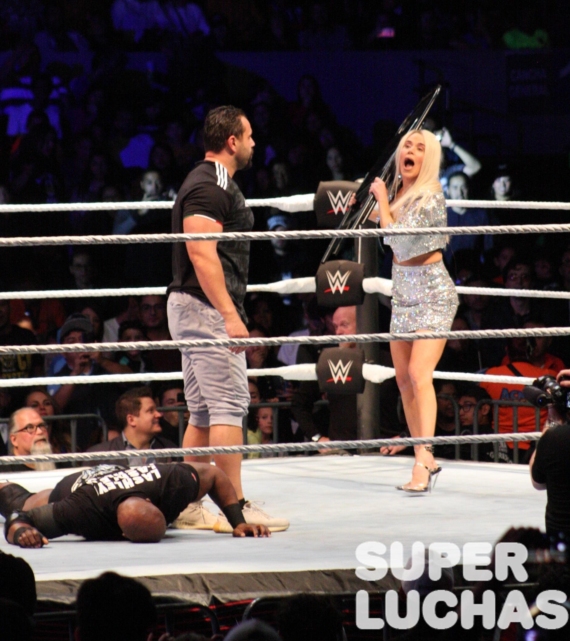 WWE en México: Galería y resultados 30/11/19 49