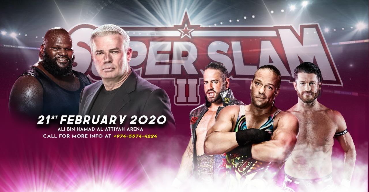 QPW: Wrestling legends reach Super Slam 2 5