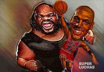 Mark Henry vs Michael Jordan