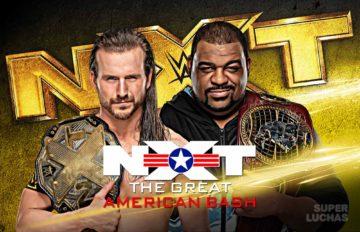 NXT 8 de julio 2020