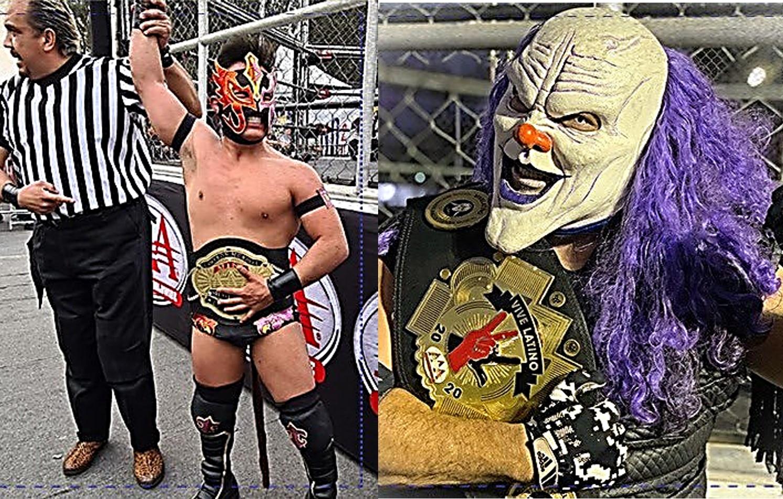 AAA: Dinastía y Dave the Clown triunfan en el Vive Latino 1
