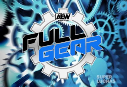 AEW Full Gear logo