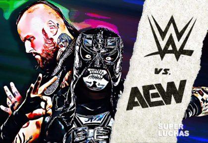 AEW vs WWE 002