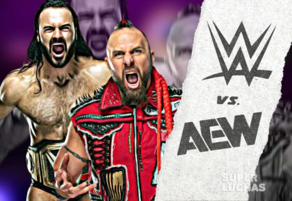 AEW vs. WWE