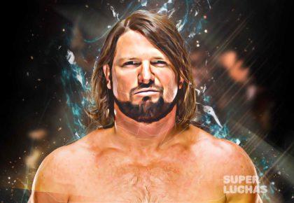 debut de AJ Styles en WWE