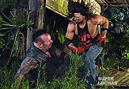 AJ Styles vs Undertaker