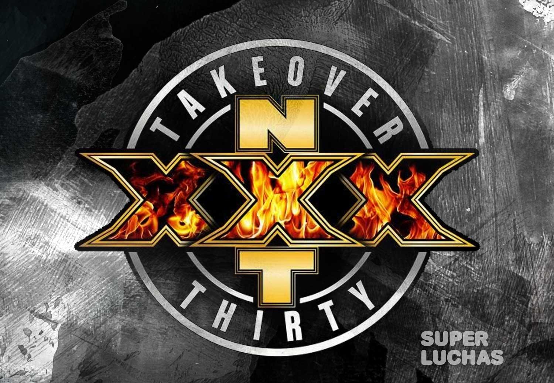 NXT TakeOver XXX logo