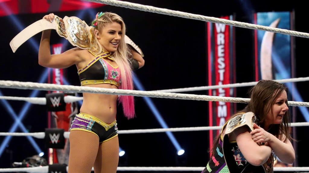 Alexa Bliss & Nikki Cross WWE Tandem Won't Be Over, Says The Later 1