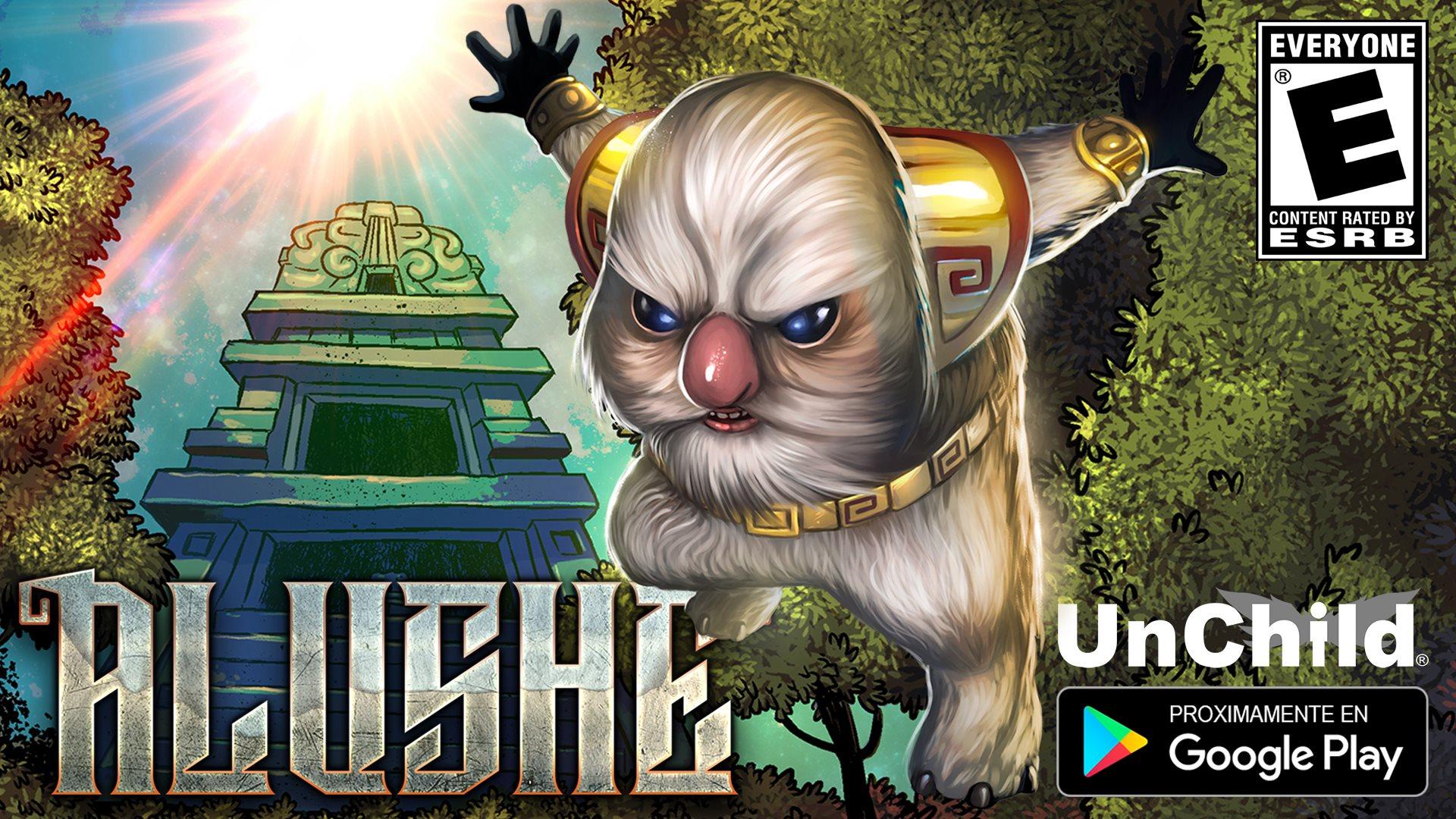Listo el videojuego de Alushe 1