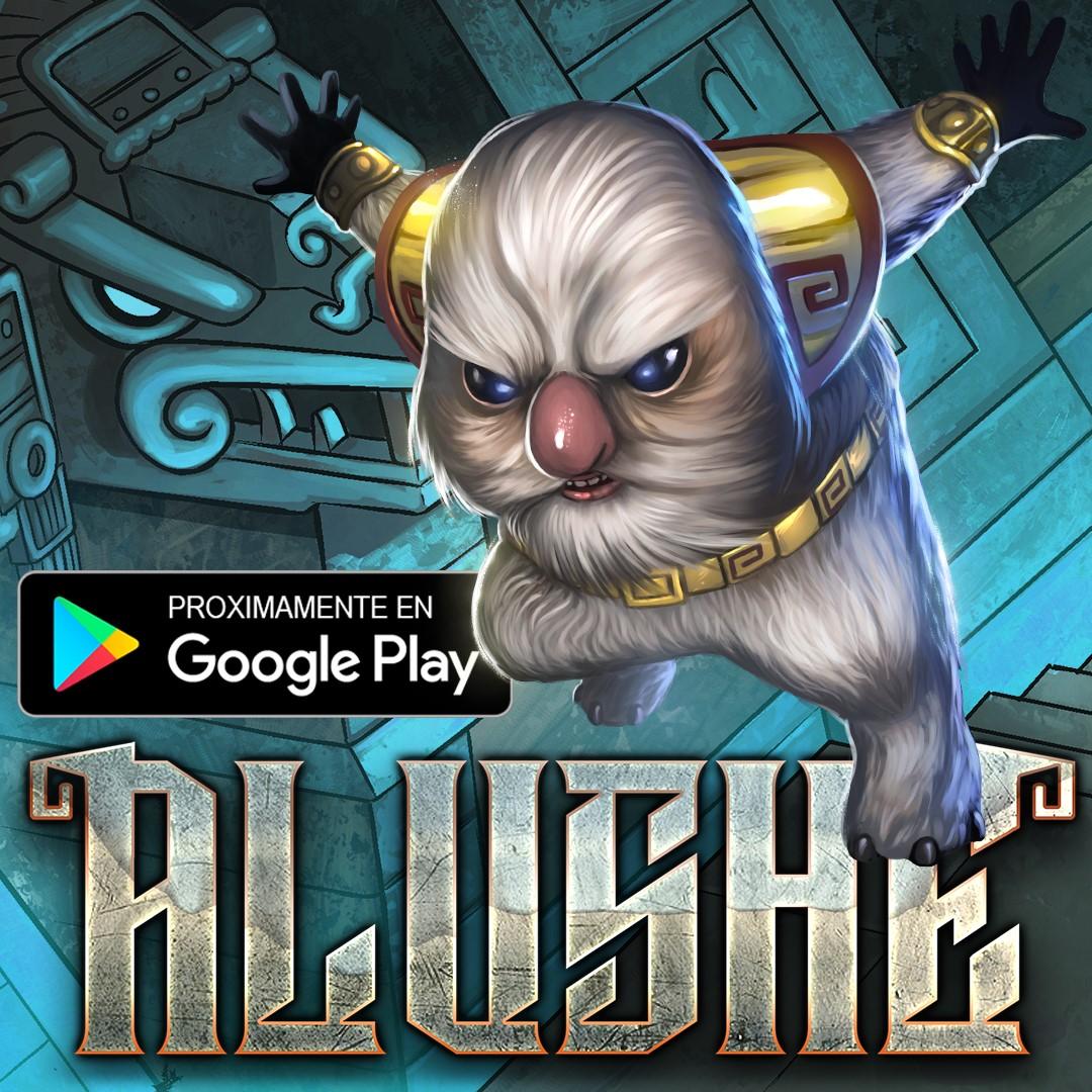 Listo el videojuego de Alushe 3