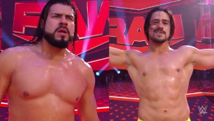 Andrade y Ángel Garza han tenido diferencias