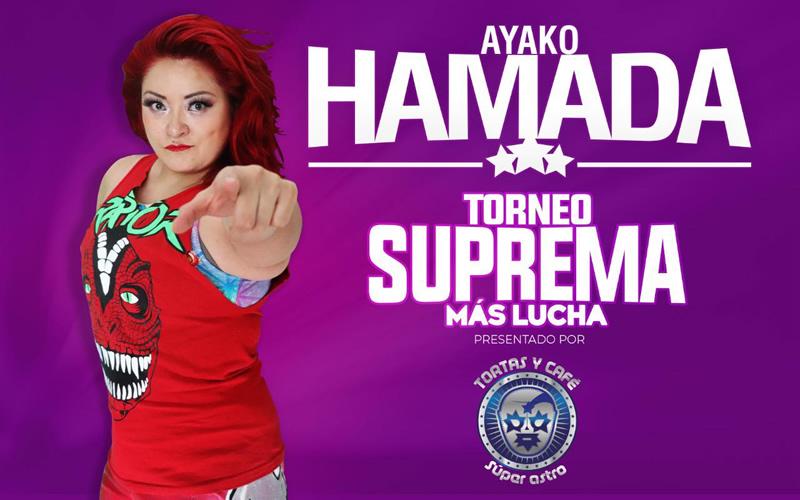 Más Lucha presentará Torneo Suprema Femenil 1
