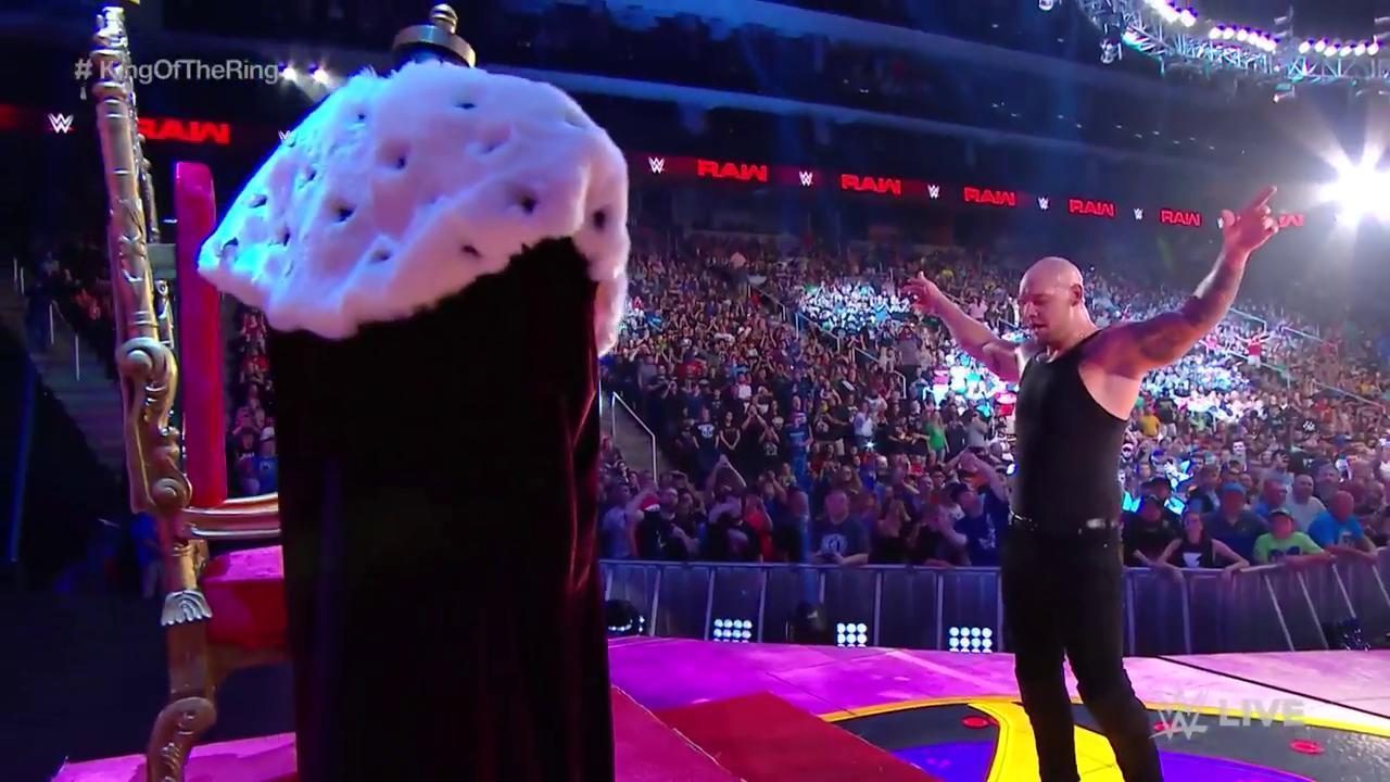 Baron Corbin es el King of the Ring 2019 en WWE Raw