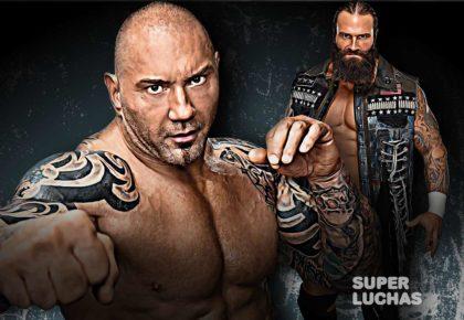Batista vs. Jaxson Ryker