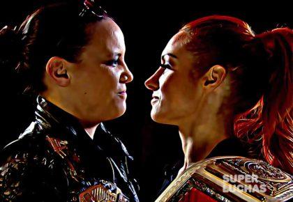 Becky Lynch vs Shayna Baszler