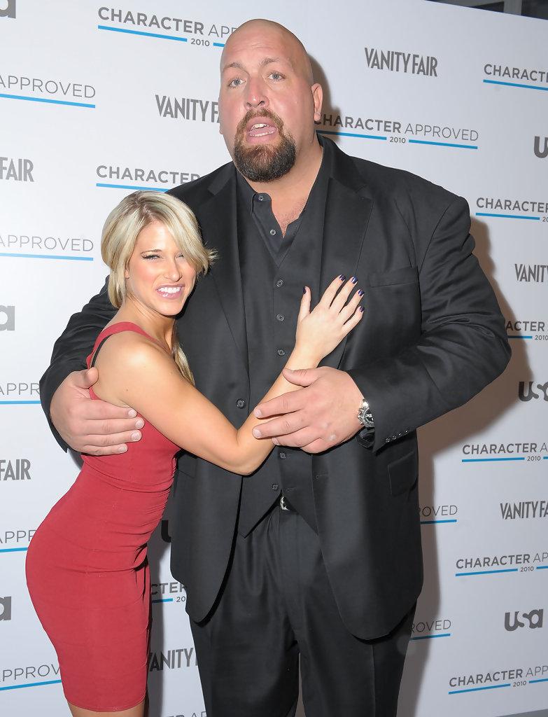 Big Show y Kelly Kelly ¿Regresa Kelly Kelly a WWE?