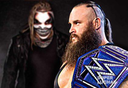Braun Strowman vs. The Fiend