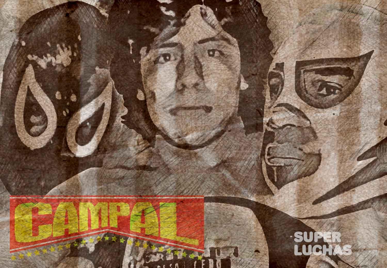 Campal The Impala Black Man II
