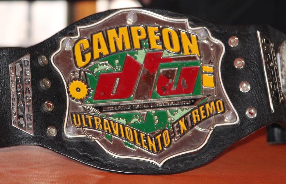 Campeonato Ultraviolento DTU (DTU DTU Extreme Championship)