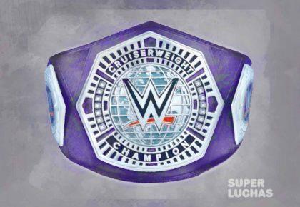 Cuatro nombres que lucharán por el título interino crucero NXT