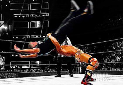 Chad Gable vs. Shane McMahon
