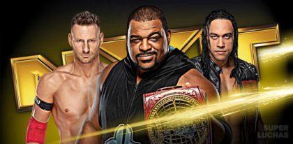 Resultados NXT 1 de abril 2020