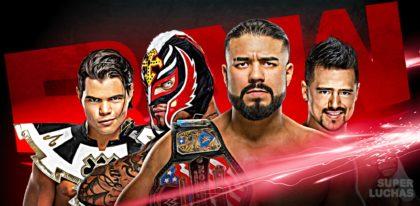 Resultados WWE Raw 2 de marzo 2020