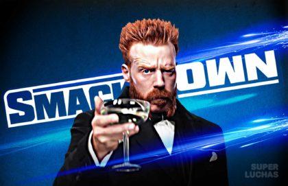 WWE SMACKDOWN 3 de julio 2020