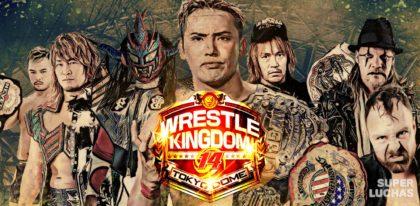 Resultados Wrestle Kingdom 14 4 de enero 2020