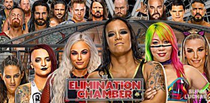 Resultados WWE Elimination Chamber 2020