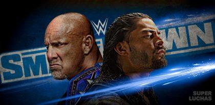 Resultados WWE SmackDown 20 de marzo 2020