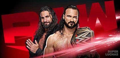 WWE Raw 20 de abril 2020