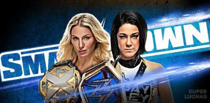 WWE SMACKDOWN 22 de mayo 2020