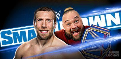 Resultados SmackDown 24 de enero 2020
