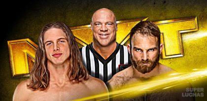 NXT 27 de mayo 2020