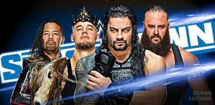 Resultados WWE SmackDown 31 de enero 2020