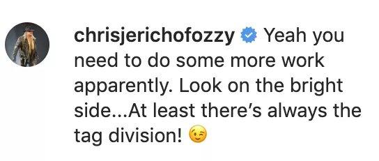 Lo que Cody aprendió de Full Gear - Chris Jericho se burla 1