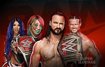 WWE RAW 29 de junio 2020