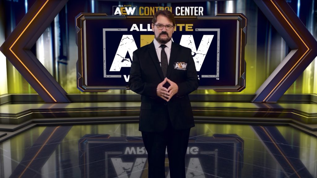 Tony Schiavone prefers to watch other series before 'Young Rock'