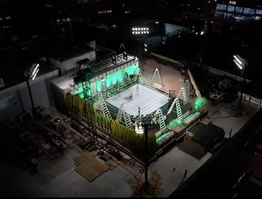 escenario de SummerSlam 2020