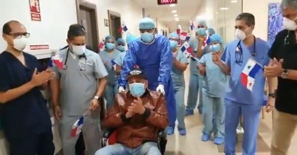 Stone Hands Durán was discharged 1