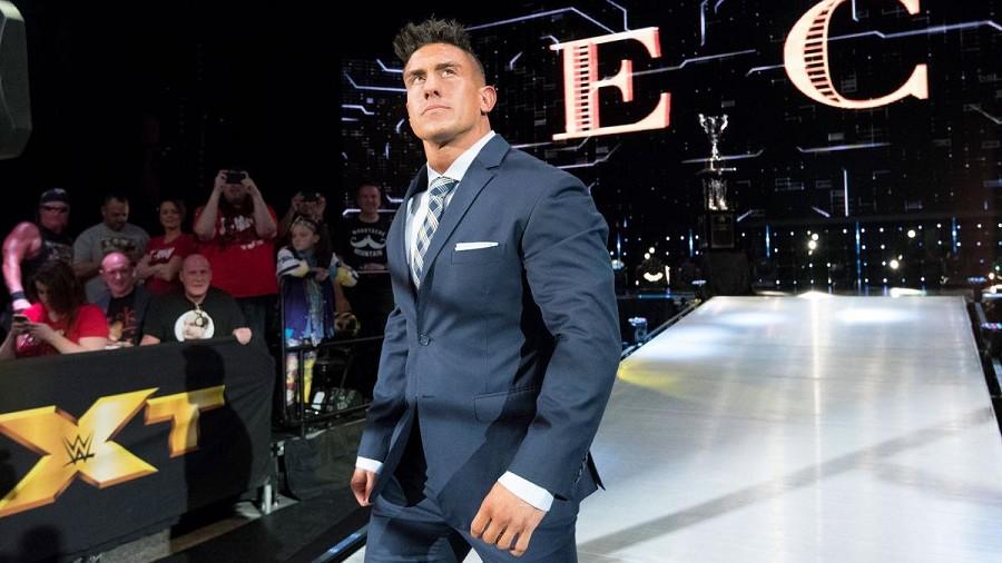 EC3 EC3 regresará a Impact Wrestling