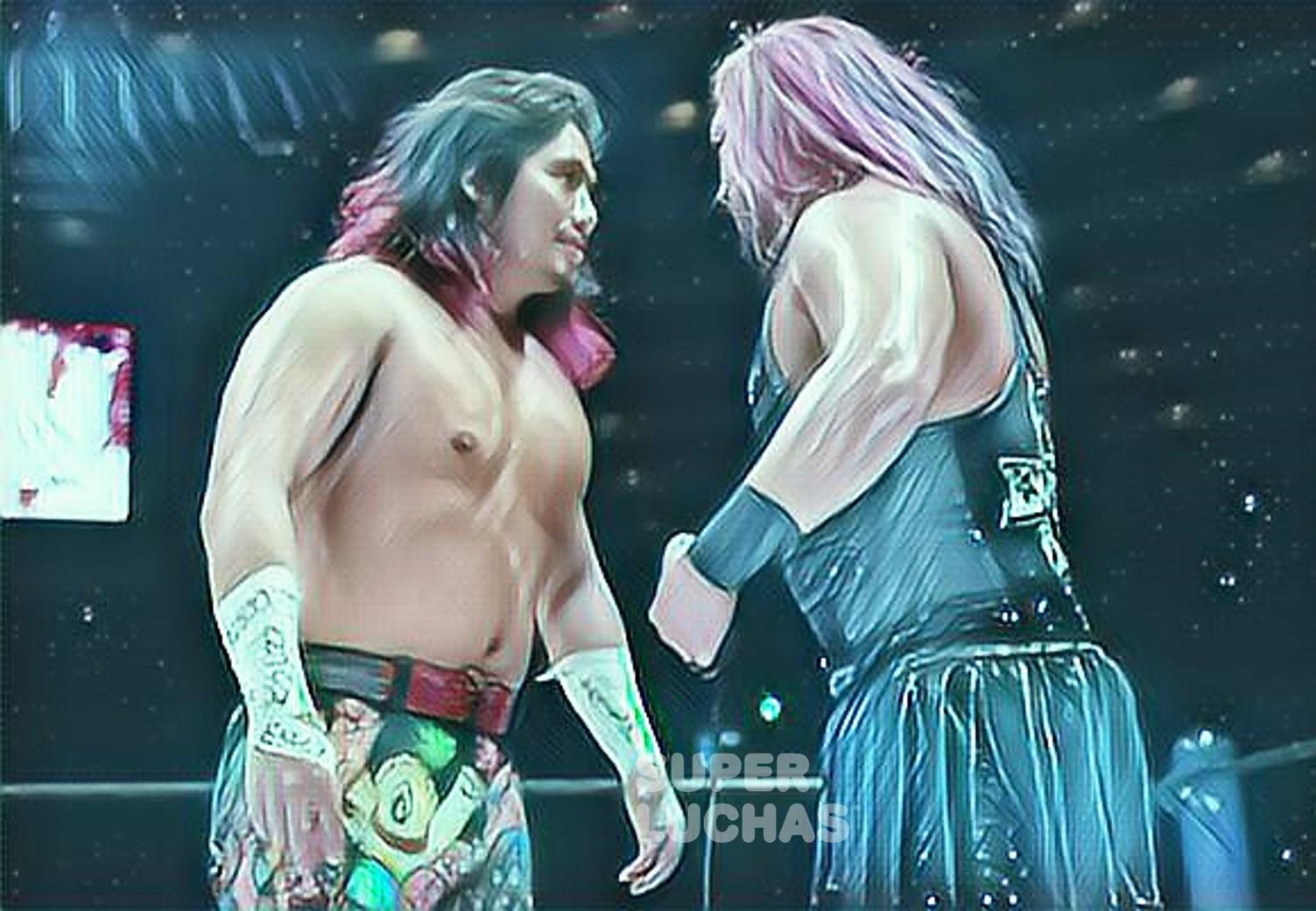 "NJPW: Es oficial, EVIL vs. Hiromu Takahashi en ""Sengoku Lord in Nagoya"" 1"
