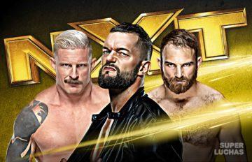 Resultados NXT 29 de julio 2020