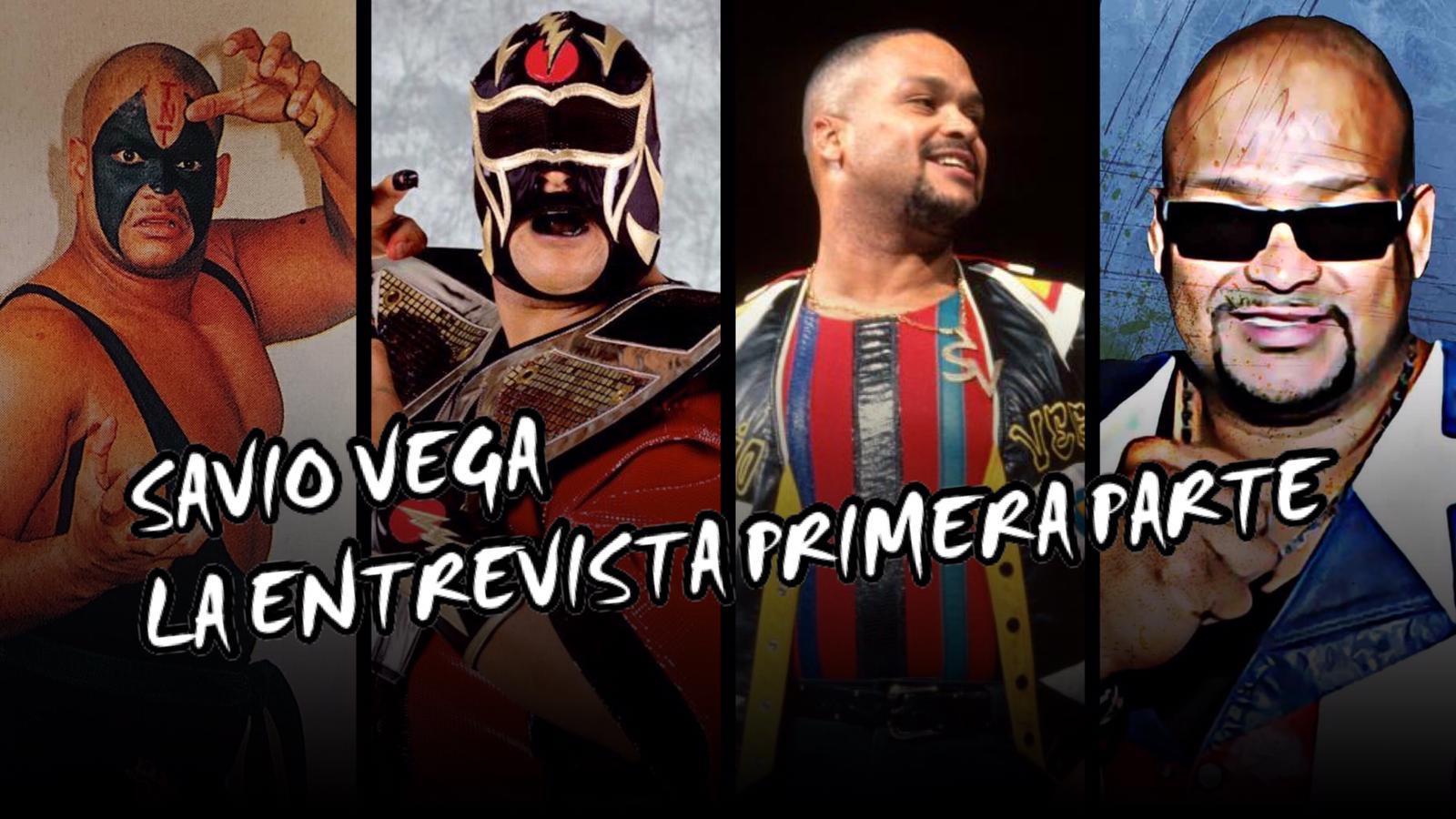"First Part interview with Savio Vega ""A Mi Manera o Pa La Calle"" 3"