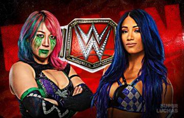 WWE RAW 27 de julio 2020
