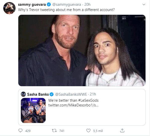Sammy Guevara