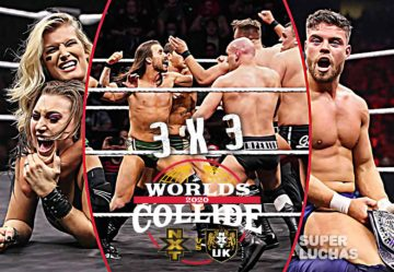 3x3 WWE Worlds Collide 2020