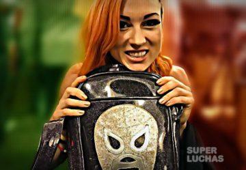 Becky Lynch México