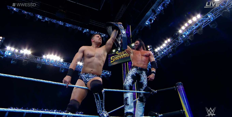 The Miz queda fuera de WrestleMania 36